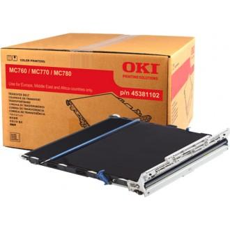 Oki 45381102, originálny prenosový pás