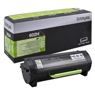 Lexmark 60F2H00, originálny toner, čierny