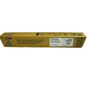 Ricoh 888643 (884949, 842033), originálny toner, azúrový