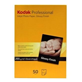 Kodak Professional Inkjet Photo paper, glossy, papír, biela, A4, 255 g/m2, 20 KPROA4G, pro tonerové tiskárny