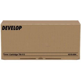 Develop TN-113Bk (4518604/4518804), originálny toner, čierny