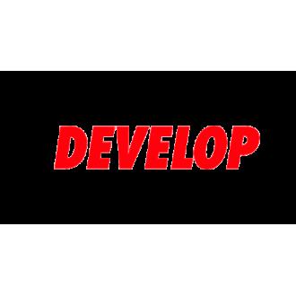 Develop TN-611C (A0704D0), originálny toner, azúrový