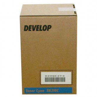 Develop TN-310C (4053-7050-00), originálny toner, azúrový