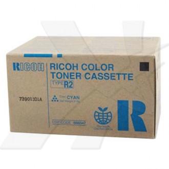 Ricoh Typ R2 (888347), originálny toner, azúrový