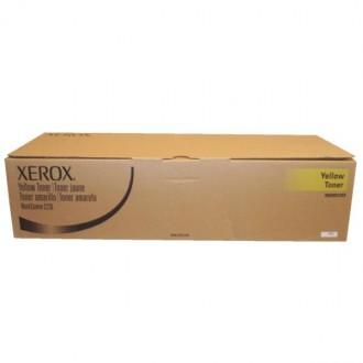 Xerox 006R01243, originálny toner, žltý